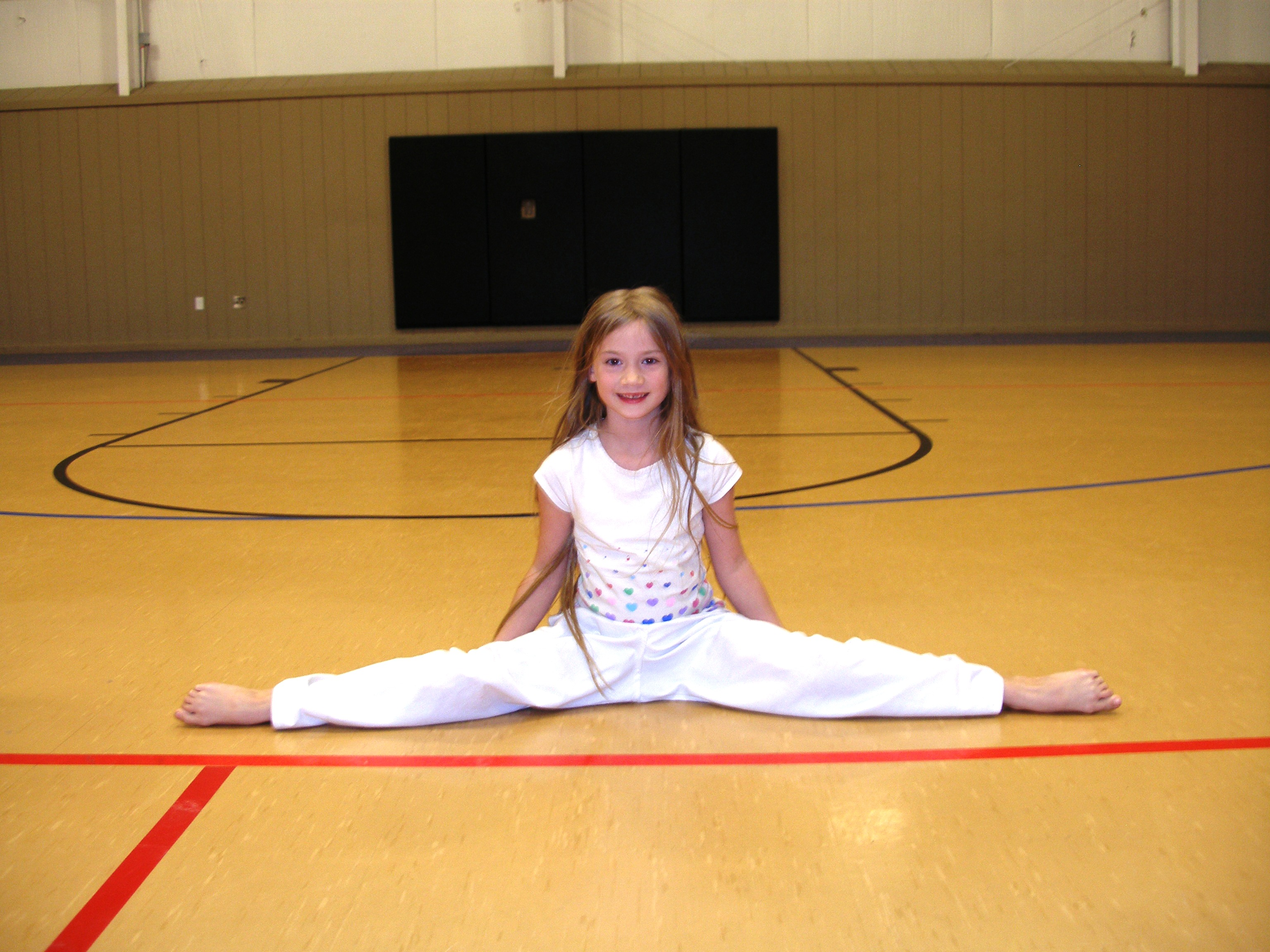 Splits Club Karate For Christ Of Michigan